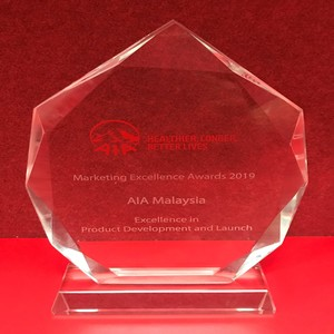 Marketing Excellence Awards 2019 - Excellence in Product Development and Launch (A-Plus Health)