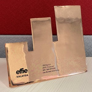 The Malaysia Effie Awards 2019 - Finance Category (Bronze) - 700 Day-Itch Campaign