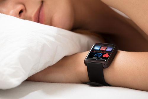 SLEEPING HEALTH WATCH