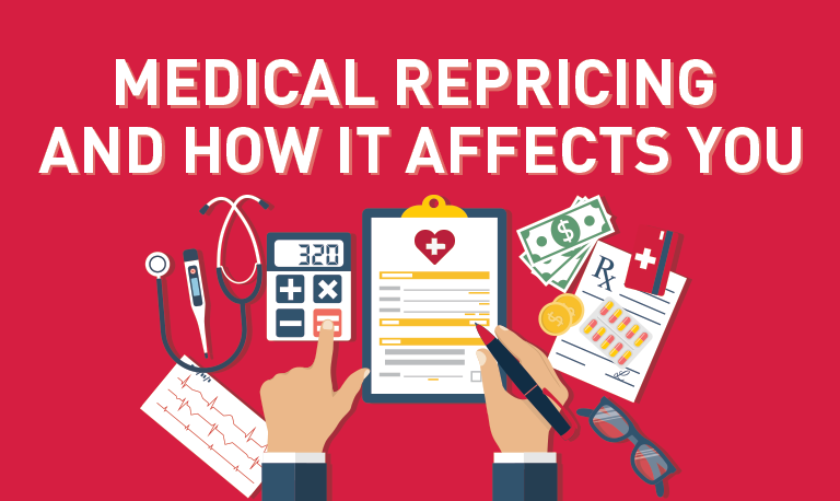 Medical Repricing and how it affects you