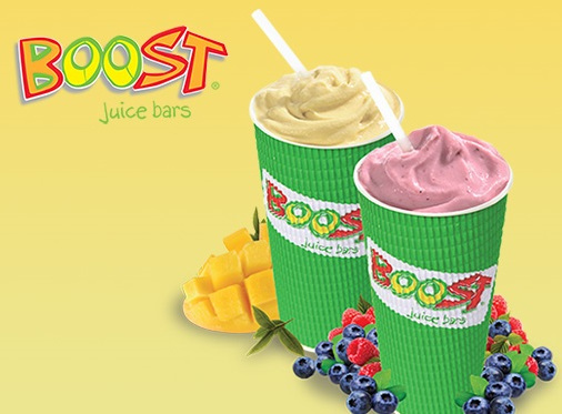Boost Juice Benefit