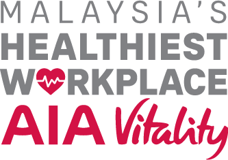 Malaysia's Healthiest Workplace AIA Vitality