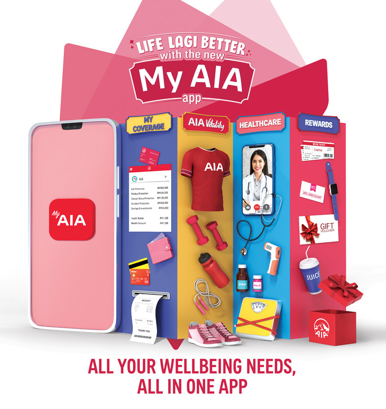 My AIA Mobile